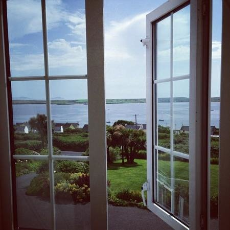 Ceann Tra Heights Bed and Breakfast: view from our 2nd floor room
