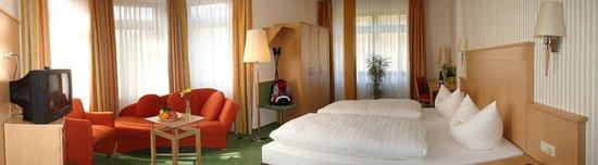 Hotel Waldmühle: Suite