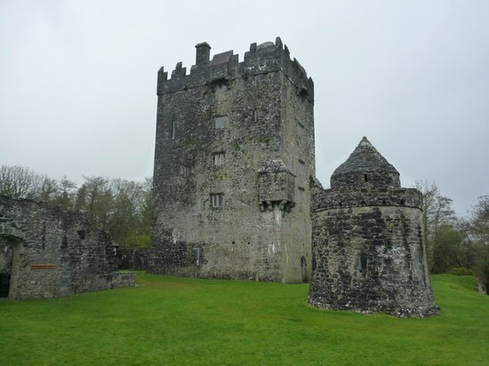 Aughnanure Castle : Chateau