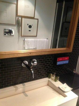 Hotel Pulitzer Roma: Bathroom