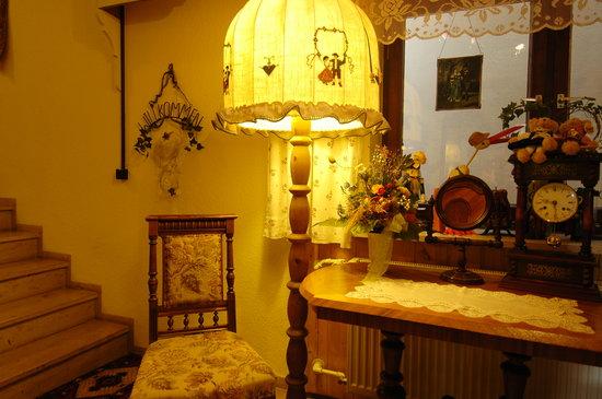 Haus Iris: Eingangsbereich