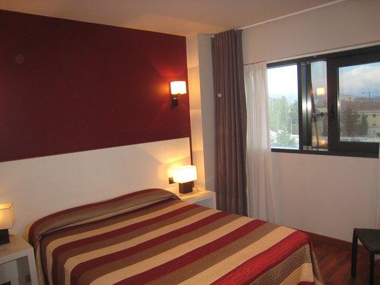 Hotel AH San Fermin Pamplona: chambre