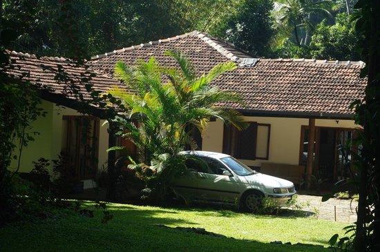 Clove Garden Kandy City: The Clove Garden (Front View)