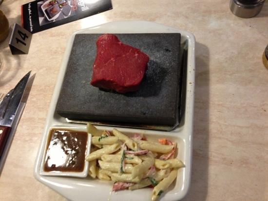 Stonegrill : Steak