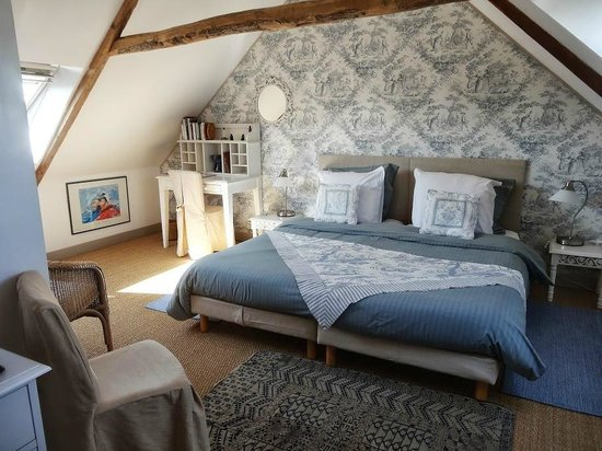 Pondervann Chambres d'hotes: Chambre