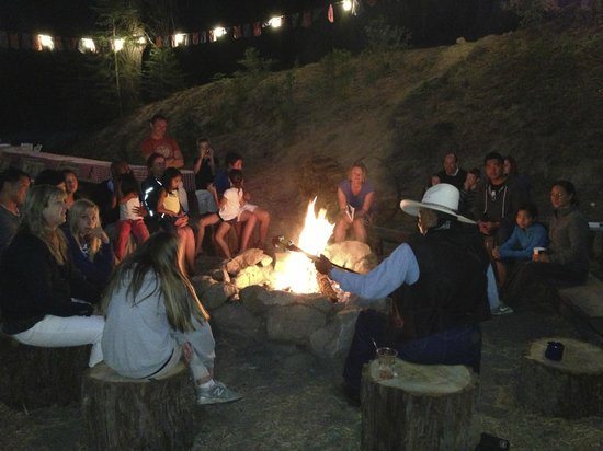Tenaya Lodge at Yosemite: Fireside
