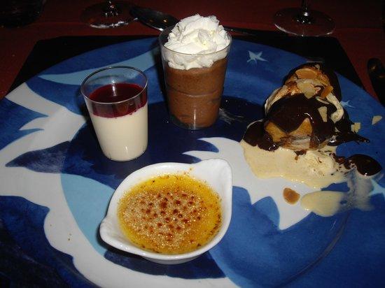 Logis Le Vedaquais : My kind of dessert