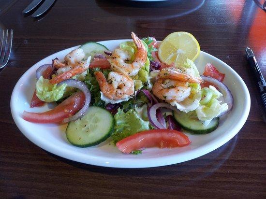 Moreno's: Prawn Salad