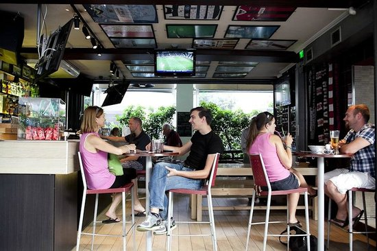 Athens Sports Bar
