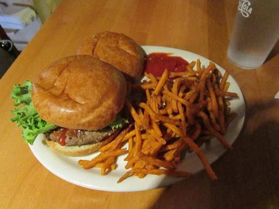 My Sister's Place: Juicy Lucy