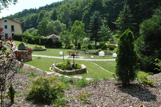 Hotel Waldmuehle: Garten