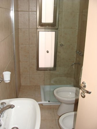 Bet Hotel: Baño