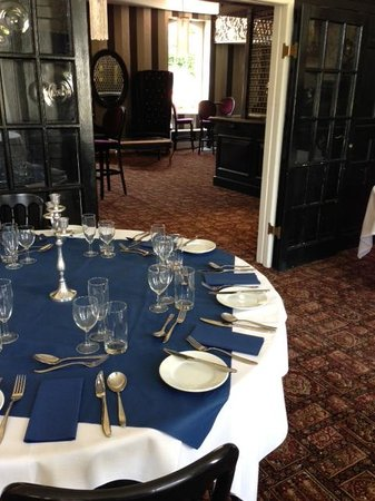 Eastclose Country House Hotel: Function Bar