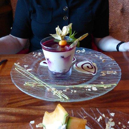 Le Barococo: Tiramisu en verre