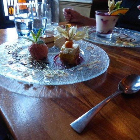 Le Barococo: Café gourmand