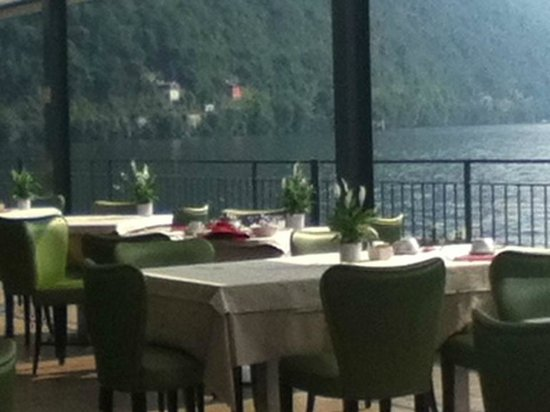 Villa Belvedere: Beautiful setting for dining