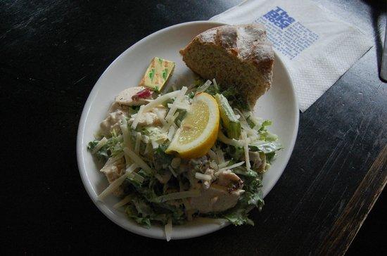The Big Rock Cafe: Cesar Salad