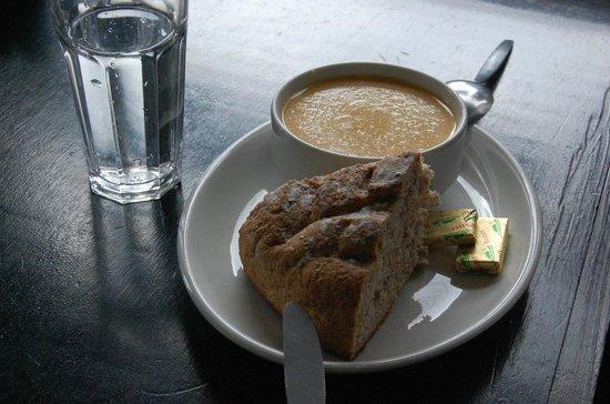 The Big Rock Cafe: Soup!