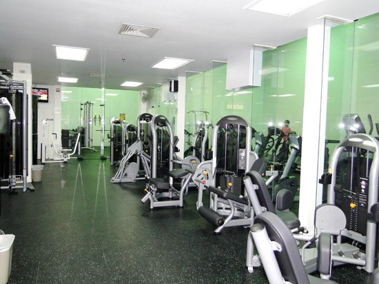 La Cabana Beach Resort & Casino: Health Club