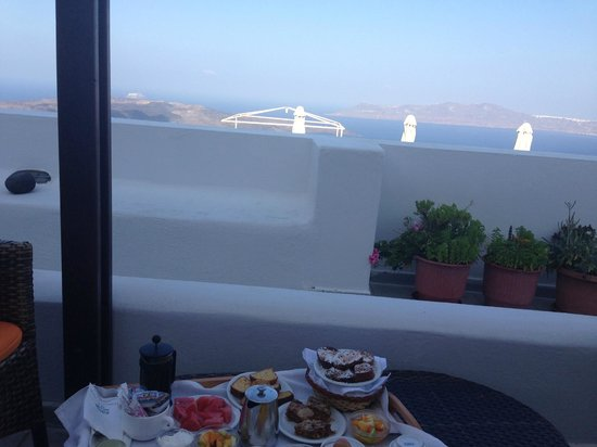 Theoxenia Boutique Hotel: Breakfast