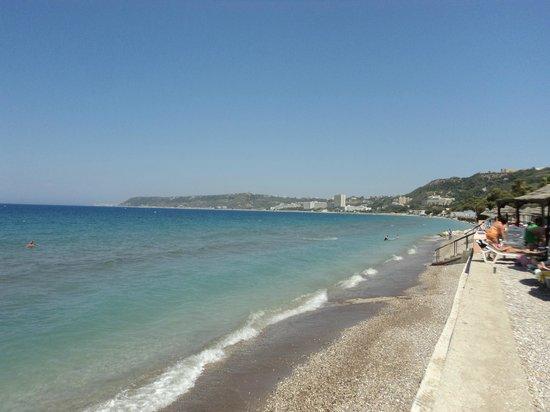 Avra Beach Resort Hotel - Bungalows: Beach