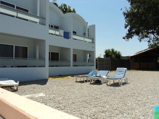 Avra Beach Resort Hotel - Bungalows: Family bungalows