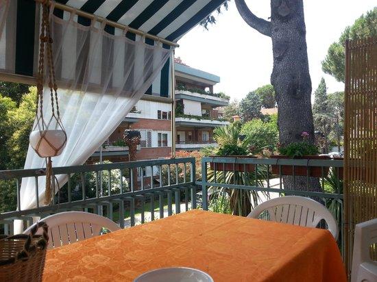 B&B Casamilla: il balcone delle chiaccherate