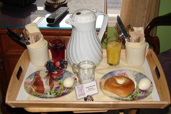 Market Street Inn : Breakfast