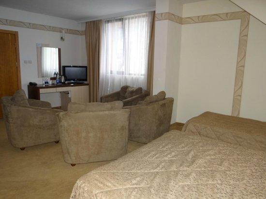Best Western Prima Hotel: studio 1