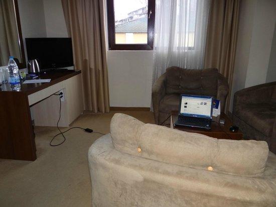Best Western Prima Hotel : studio 1