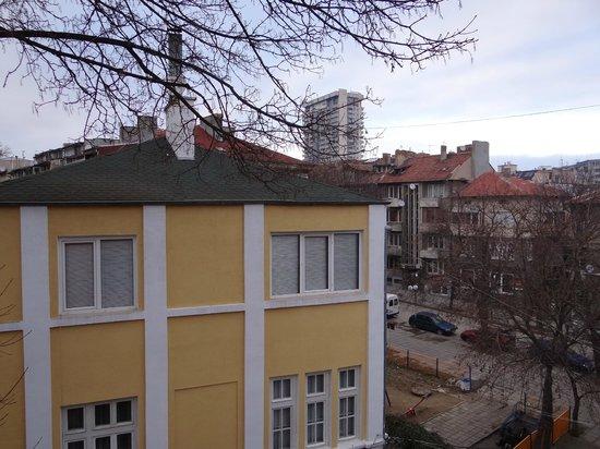 Best Western Prima Hotel : view