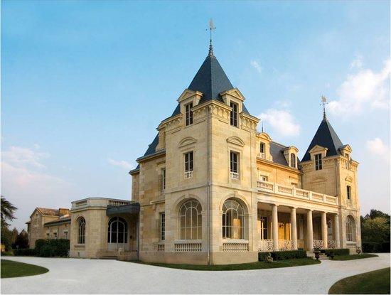 Leognan, France: Château Léognan
