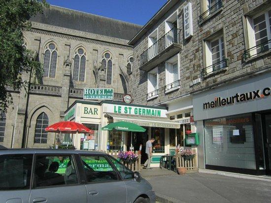 Hotel Le Saint Germain: The hotel