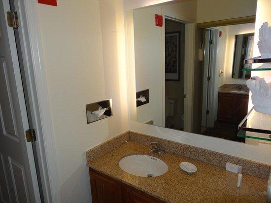 Residence Inn Orlando Convention Center: Banheiro