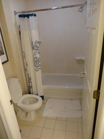 Residence Inn Orlando Convention Center: Banheiro - chuveiro