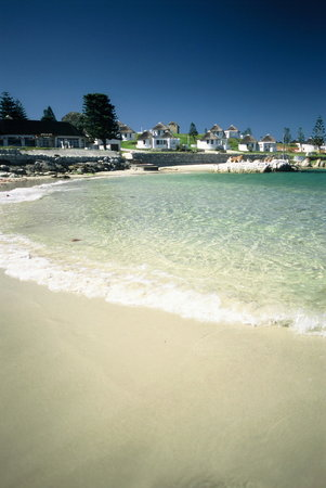 The Willows Resort & Conference Centre: Beach at the tidal pool.