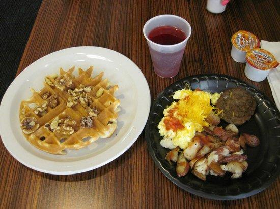 Residence Inn Corpus Christi: So YUMMY!