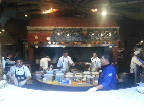 Hacienda Real El Salvador: cucina