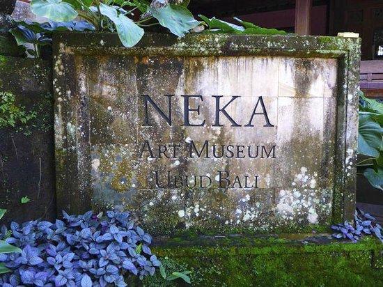 Museum Neka : The NEKA ART MUSEUM.
