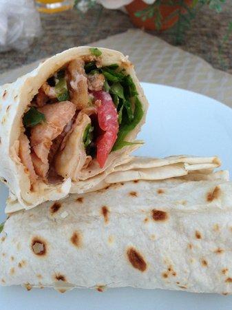 Kayı's Bar & Restaurant: Chicken Kebab