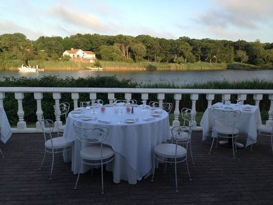 Casa Basso Incorporated: water front dining