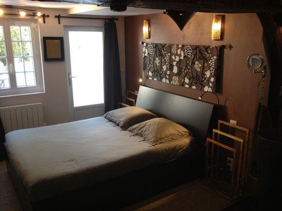 """Saint Pierre Appart's Hotel: chambre """"australe"""""""