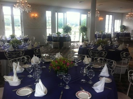 Casa Basso Incorporated: plan your party here in our ball room