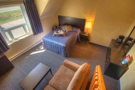 Hotel Vacances Tremblant: Chambre standard 1 queen