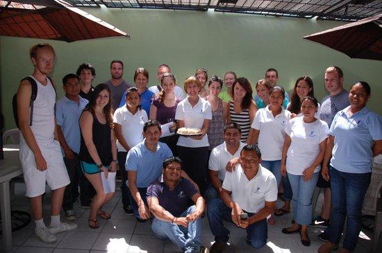 Birthday party at Viva Spanish School