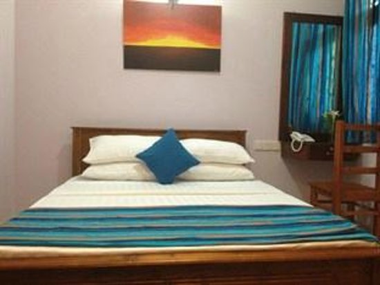 Leisure Beach Resort : Deluxe room