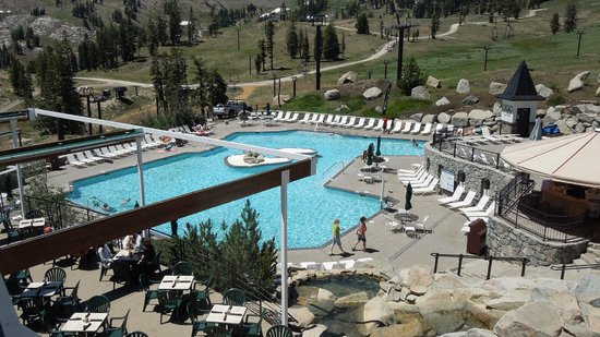 High Camp Pool Picture Of Squaw Valley Ski Area Olympic Valley Tripadvisor