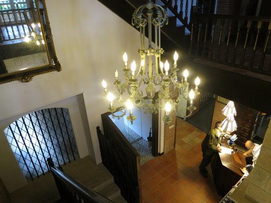 Saiaz Getaria Hotel: interior