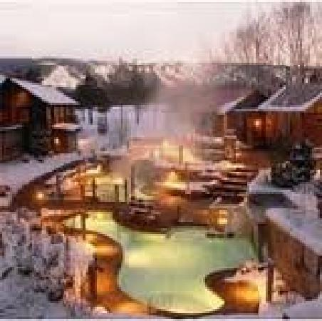 Hotel Vacances Tremblant: What to do SPA Scandinave Mont-Tremblant
