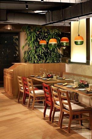 Fraser Place Anthill Istanbul: Antre Restaurant